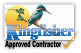 Kingfisher Approved Contractor